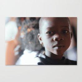 Burkinabe  Canvas Print