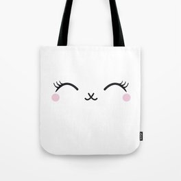 Cute eyes Tote Bag