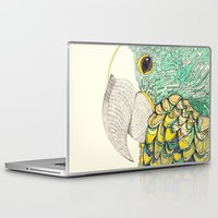 charlie Laptop & iPad Skins featuring Charlie by causemepain