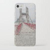 bridge iPhone & iPod Cases featuring Bridge by Mr and Mrs Quirynen