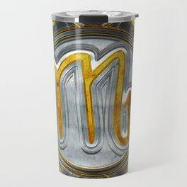 Chrome Scorpius Travel Mug