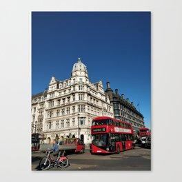 Central London Canvas Print
