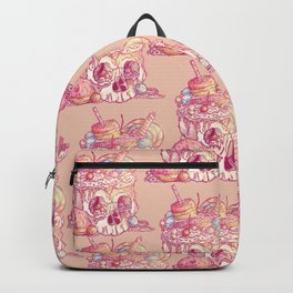 Skull No.3 // The Yummy One Backpack