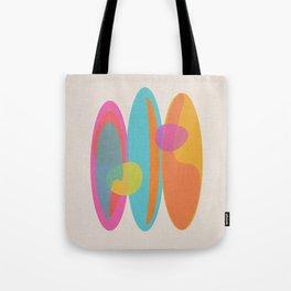 Surf 3 Tote Bag