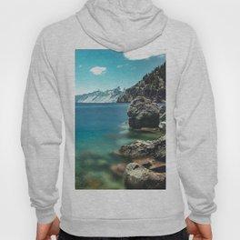 Summertime Lakeside - Crater Lake Hoody