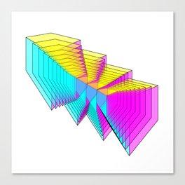 Cubes 4 Canvas Print
