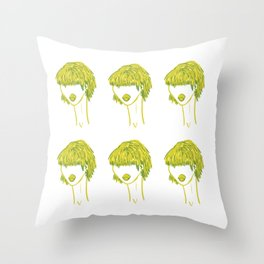 Fringe with Benefits Throw Pillow