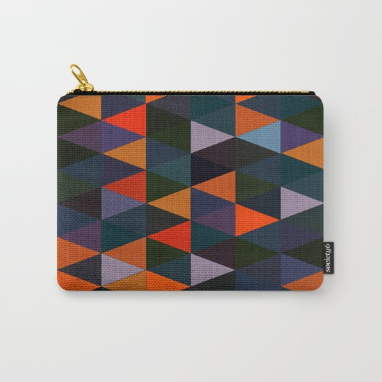 Abstract #273 Carry-All Pouch