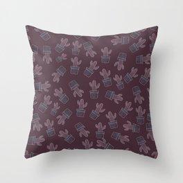 Cactus #2 Throw Pillow