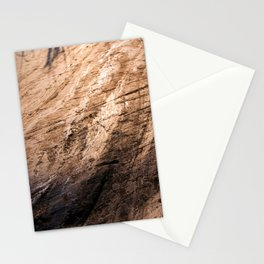 Ice age, copper Stationery Cards