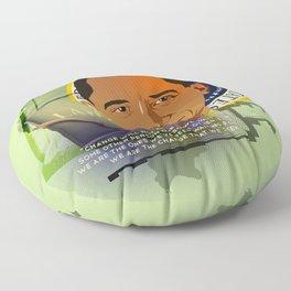 President Obama Floor Pillow