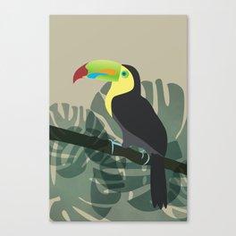El Tucano Canvas Print