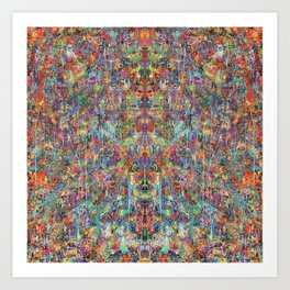 acidrain Art Print