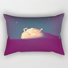 Bed Time #2 Rectangular Pillow