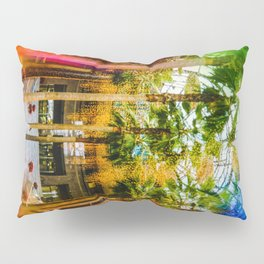 Conservatory  in the earlier WTC Pillow Sham