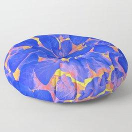 Supercontrast #painting #nature Floor Pillow