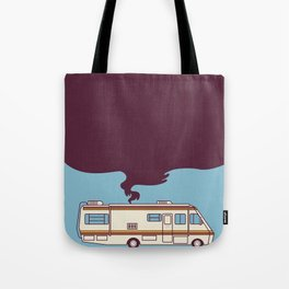 Walter and Jesse's RV Tote Bag