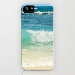 Summer Sea iPhone Case
