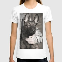 Love and protection for humans and animals T-shirt