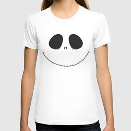 Jack Skellington Halloween T-shirt
