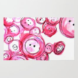 Buttons Rug
