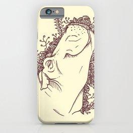 Fabulous Hippo iPhone Case
