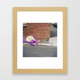 Mascot, Sydney Framed Art Print