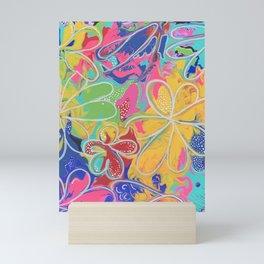 daisy scope  Mini Art Print