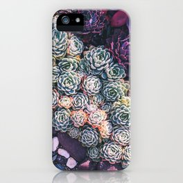 Patterns iPhone Case