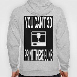 3D Guns Hoody
