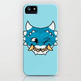Chipper Dragon iPhone Case