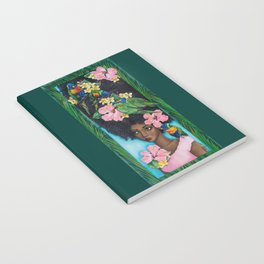 Goddess of Benevolence Notebook