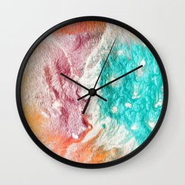 Polar Shift Wall Clock