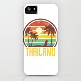 Tropical Vacation iPhone Case