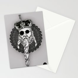 Lord King III Stationery Cards