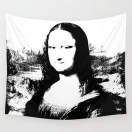 Mona Lisa Wall Tapestry