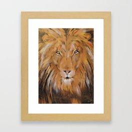 Got Courage? Framed Art Print