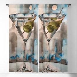 Martini Blackout Curtain