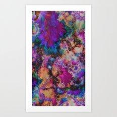 Eloping Art Print