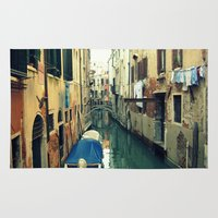 venice Area & Throw Rugs featuring Venice by Mr and Mrs Quirynen