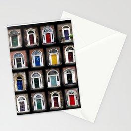 Dublin Doors Stationery Cards