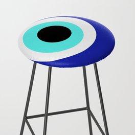 Blue Eye Bar Stool