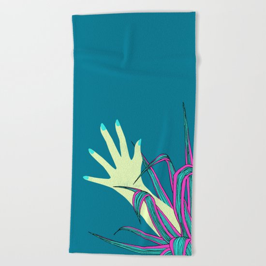 give it a try Beach Towel