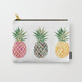 fun pineapple design Carry-All Pouch