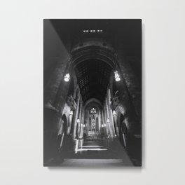 St. John's Cathedral (Spokane, WA) Metal Print