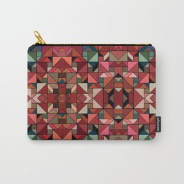 Latino Tiles Carry-All Pouch