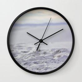 Unrest Wall Clock
