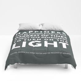 Light - Quotable Series Comforters