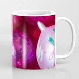 Pink Christmas Coffee Mug