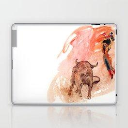 Bullfighter Laptop & iPad Skin